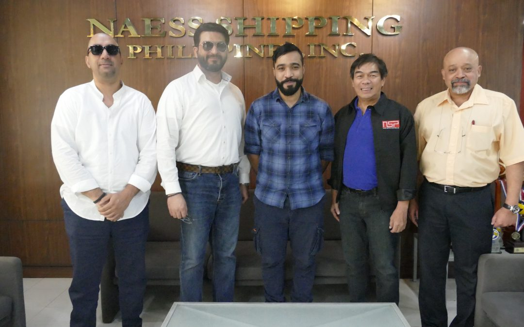 KOTC Awards Manning Bid to Two Philippine Agencies